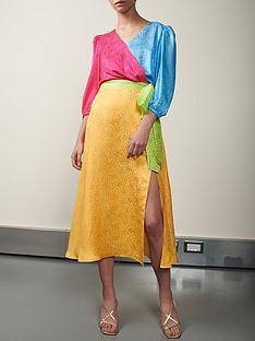 olivia-rubin-paloma-colourblock-wrap-dress-multi