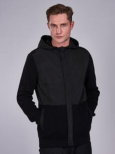 barbour-international-fuel-zip-through-jacket-black