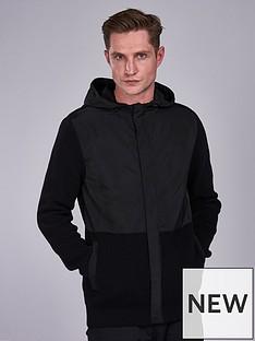 barbour-international-fuel-zip-through-jacket-black