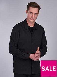 barbour-international-tech-overshirt-black