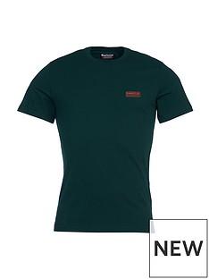 barbour-international-small-logo-t-shirt-green