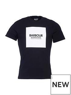 barbour-international-block-t-shirt-black