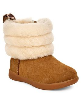 ugg-fluff-mini-quilted-boots-chestnut