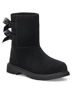 ugg-tillee-bow-boots-black
