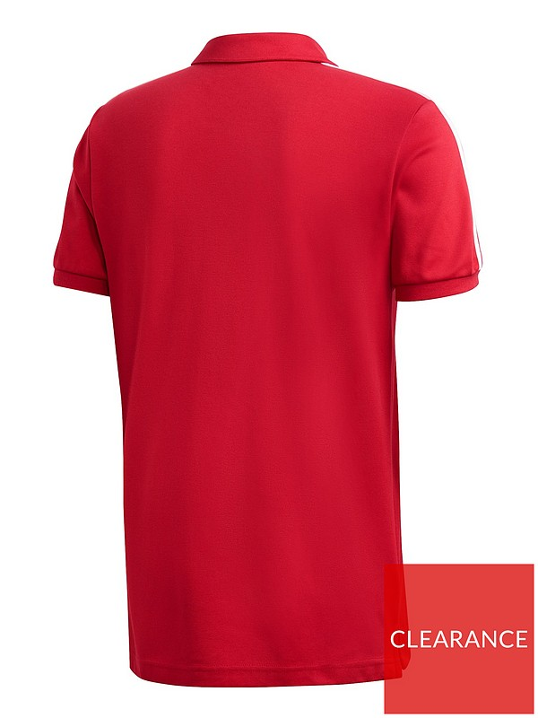Adidas Manchester United Polo Red Very Co Uk