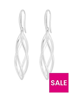 simply-silver-sterling-silver-polished-cage-drop-earrings