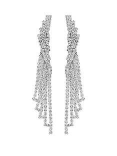 mood-silver-plated-crystal-chandelier-drop-earrings