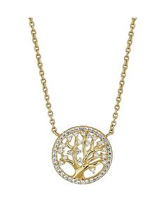 simply-silver-14ct-gold-plated-sterling-silver-tree-of-life-necklace