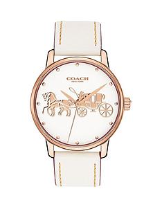coach-coach-grand-white-dial-white-leather-strap-watch