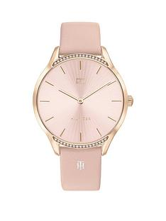 tommy-hilfiger-tommy-hlfiger-pink-dial-pink-leather-strap-watch