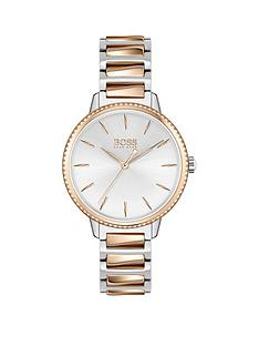 boss-boss-signiture-silver-dial-two-tone-bracelet-watch