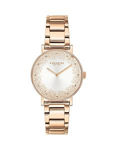 coach-perry-28mm-shimmer-texture-bezel-rose-gold-bracelet-watch