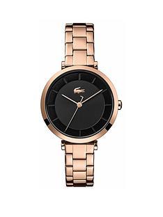 lacoste-geneva-black-dial-gold-tone-bracelet-watch