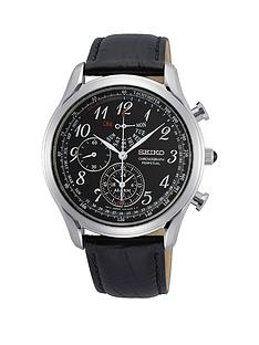 seiko-seiko-black-and-silver-detail-chronograph-dial-black-leather-strap-mens-watch