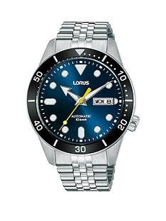 lorus-lorus-blue-sunray-daydate-automatic-dial-stainless-steel-bracelet-mens-watch