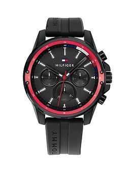 tommy-hilfiger-tommy-hilfiger-black-chronograph-dial-black-silicone