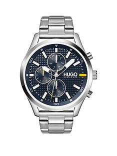 hugo-chase-blue-chronograph-dialnbspstainless-steel-bracelet-watch