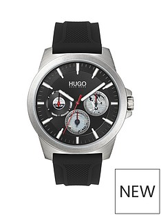 hugo-hugo-twist-black-multi-dial-black-silicone-strap