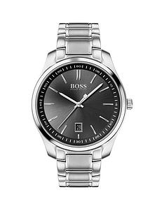 boss-boss-circuit-black-date-dial-staineless-steel-bracelet-watch
