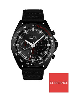 boss-black-chronographnbspdial-black-leather-strap-mens-watch