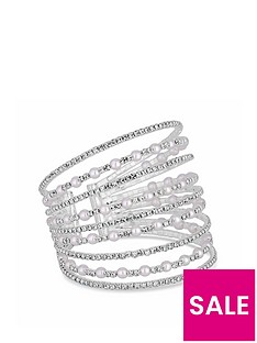 mood-silver-plated-pearl-and-crystal-wide-cuff-bracelet