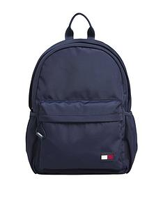 tommy-hilfiger-kids-flag-backpack-navy