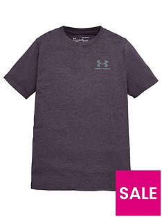 under-armour-childrens-cotton-short-sleeved-t-shirt-black