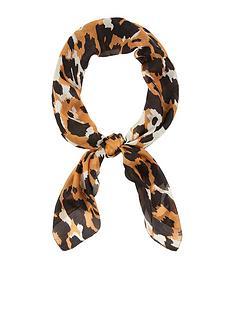 accessorize-leopard-luxury-silk-scarf-brown
