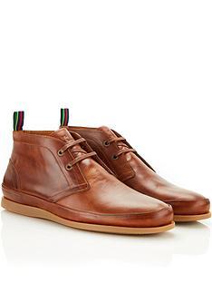 ps-paul-smith-menrsquosnbspcleonnbspboots-brown