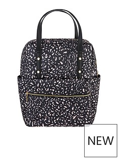 accessorize-brush-stroke-print-emmy-backpack-multi