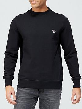 ps-paul-smith-zebra-logo-sweatshirt--nbspblack
