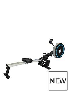 v-fit-artemis-iii-deluxe-adjustable-air-rower