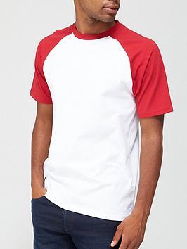 very-man-raglan-t-shirt-redwhite