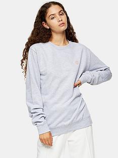 topshop-world-motifnbspsweatshirt-grey