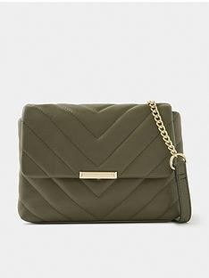 accessorize-mia-quilted-x-body-khaki