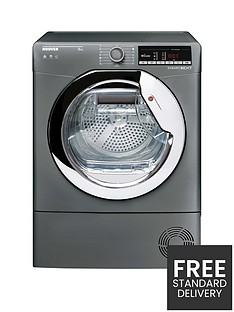 hoover-dynamic-next-dxoc9tcer-9kg-load-aquavision-condenser-tumble-dryer-with-one-touch-graphitechrome