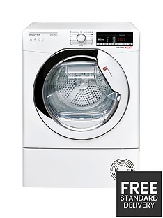 hoover-dynamic-nextnbspdxoh9a2tce-9kgnbspload-aquavision-heatnbsppump-tumble-dryer-with-one-touch-whitechrome