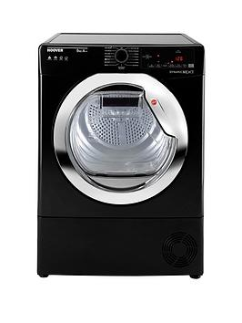 candy-dynamic-nextnbspdxoh9a2tceb-9kgnbspload-aquavision-heatnbsppump-tumble-dryer-with-one-touch-black