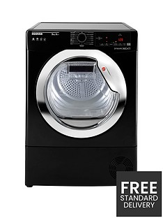 hoover-dynamic-nextnbspdxoh9a2tceb-9kgnbspload-aquavision-heatnbsppump-tumble-dryer-with-one-touch-whitechrome