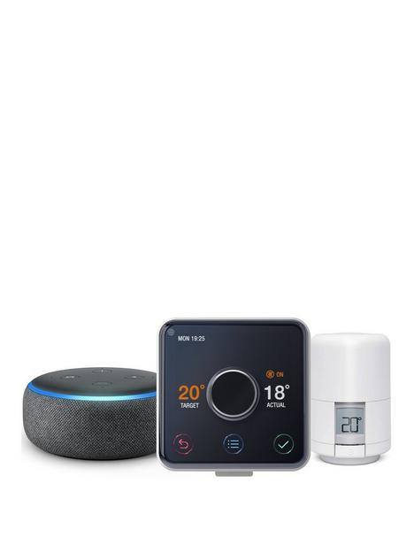 hive-active-heating-and-hot-water-thermostat-radiator-control-and-amazon-echo-dot-3rd-gen-black