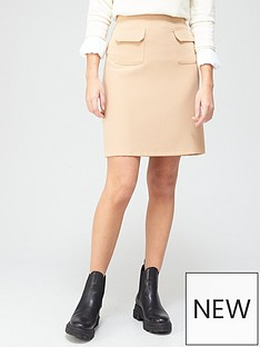 v-by-very-patch-pocket-mini-skirt-neutralnbsp