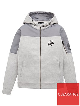 kings-will-dream-boys-frovell-zip-through-hoodie-grey-marl