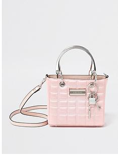 river-island-quilted-small-boxy-bag-pink