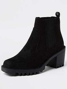 river-island-chunky-ankle-boot-black