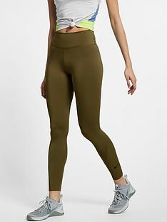 nike-one-legging-olivenbsp