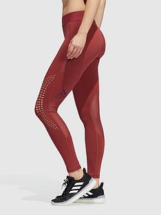 adidas-alphaskin-leggings-maroonnbsp