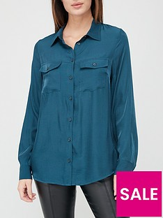 v-by-very-premium-utility-shirt-nbspteal