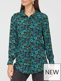 v-by-very-printed-longline-shirt-green-print