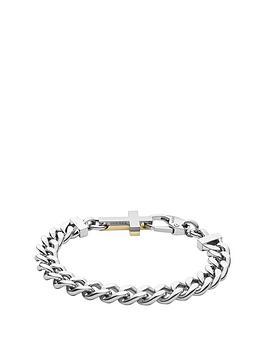 diesel-pillar-stainless-steel-silver-bracelet