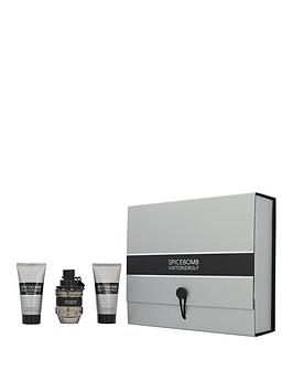 viktor-rolf-spicebomb-50ml-eau-de-toilette-gift-set-50ml-non-foaming-shaving-cream-amp-50ml-aftershave-balm